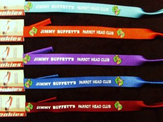Jimmy Buffetts Parrot Head Club Eyewear Croakies