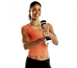 Shake Weight Upper Body Sculpting System w/2 Workout DVDs —