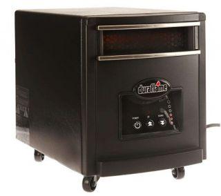 Duraflame Powerheat 1000W Infrared Quartz Heater with Remote