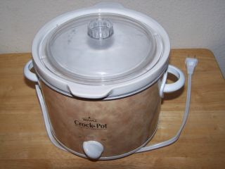 Rival 2 quart Crock Pot New and unused The original slow cooker Model