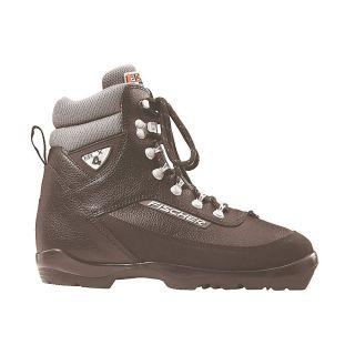 Fischer BCX 4 NNN Cross Country Ski Boots Snow Size 42 New