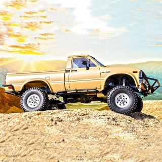 RC4WD Trail Finder 2 4WD Truck Kit w/Mojave Body Set, RC4ZK0042