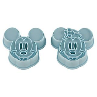 COOKIE FOOD CUTTER Mickey Minnie Mouse Bento box Japan style