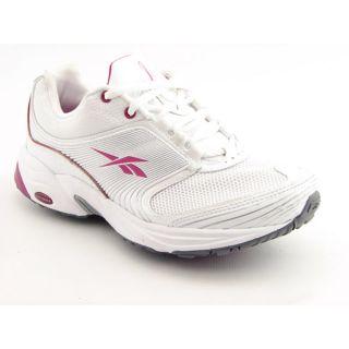 Versawalk Womens Sz 7 White Running Wide Cross Training Shoes