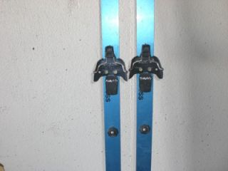 Epoke Tourist Cross Country Skis 3 Pin Bindings 180 Cm
