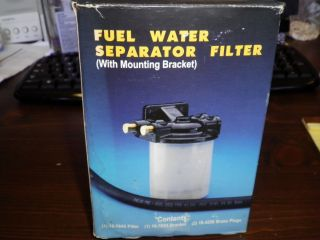 Sierra Fuel Water Separator Filter Part # 18 7852
