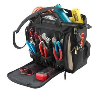 Custom Leather Craft CLC 1537 Tool Carrier 33 Pocket
