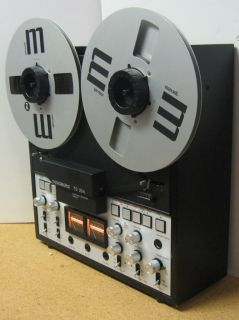 Tandberg TD 20A TD20A Open Reel to Reel Tape Recorder