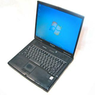 Panasonic Toughbook CF 51 15 Notebook Laptop Computer Fully Working