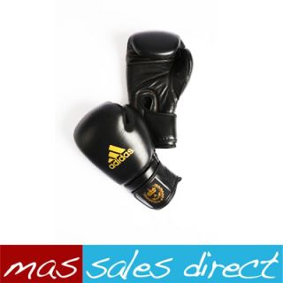 New Adidas ADISTAR Boxing Training Gloves Crown Design