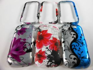 SET OF 3 PHONE COVER CASE 4 SAMSUNG MESSAGER TOUCH CRICKET ALLTEL BLUE