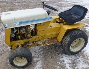 Cub Cadet 104 Tractor Kohler K241 10hp Engine Cast Iron Oil Pan