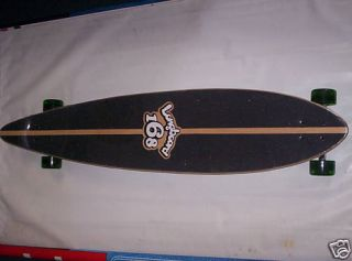 Longboard 168 Super Cruiser Board Maple 46 Brand New
