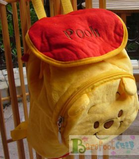 New CUDDY Winnie The Pooh Toddler Childrens Dressing Up Outing Plush