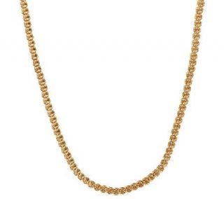 EternaGold 20 Polished Love Knot Necklace 14K Gold, 4.9g   J272686