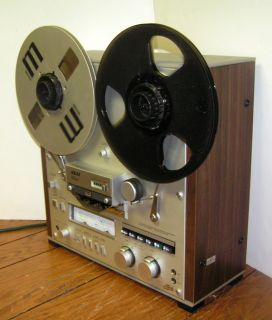 Akai GX 620 GX620 Open Reel to Reel Tape Recorder Nice