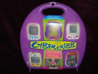 Tamagotchi Nano Babies Digi Pets Cyber Cribb Case
