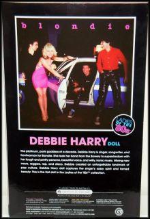 DEBBIE HARRY BLONDIE Barbie Doll ~ Ladies of the 80s Punk Music Pink