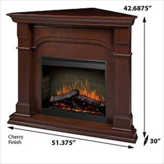 corner electric fireplace in white 207381 the oxford corner fireplace