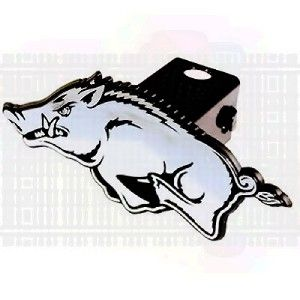 Arkansas Razorbacks Logo Trailer Hitch Cover New