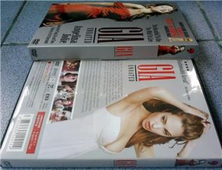 GIA Unrated Angelina Jolie Wild Supermodel Drama DVD