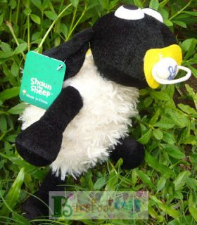 NEW CUDDY SHAUN SHEEP BABY LAMB Timmy soft and cute PLUSH TOY