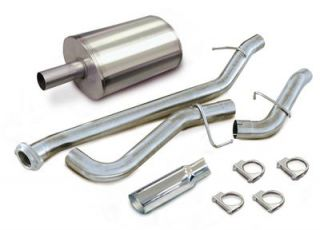 Corsa Performance Exhaust DB Cat Back Exhaust System 24203