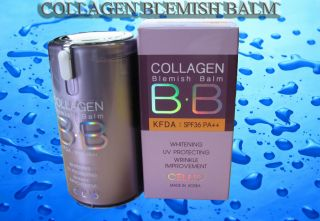 CELLIO Collagen Blemish Balm cream Plus SPF36 / PA++ / 40g + Free