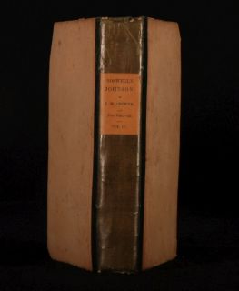 of samuel johnson by boswell edited by john wilson croker bound in the