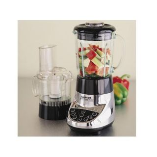Cuisinart SmartPower Duet Blender Food Processor bfp 703