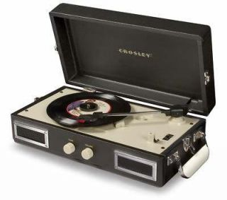 Crosley Mini Portable Record Player Turntable CR40 FREE SHIPPING