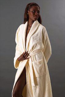 Womens Terry Cloth 100 Cotton Bath Robe s M L XL 2X 3X
