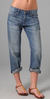 Current Elliott The Boyfriend Super Loved Jeans Sz 26 $206