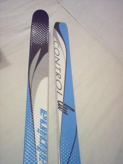 Womens Cross Country Skis 185 No Wax w/ Bindings Alpina Control LW