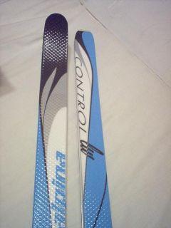 Womens Cross Country Skis 185 No Wax w/ Bindings Alpina Control LW