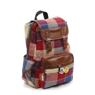 New Women Mini Backpack Cute Tote Light Small School Bag 3TYPE Free