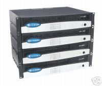 Crown Audio cts 2000 Power Amplifier CTS2000 Amp Cts