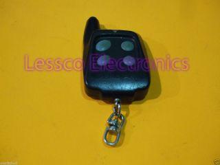 Button CHX433TX Ezee Car Alarm Keyless Transmitter Remote 2