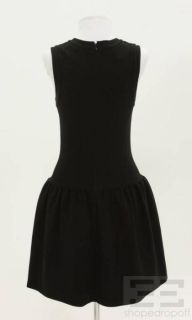 Cynthia Rowley Black Cut Out Sleeveless Dress Size 2