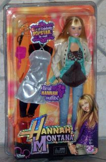 Disney Hannah Montana Miley Cyrus Doll