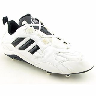 Adidas Team D Lo Mens Size 16 White Football Cleats Baseball Cleats