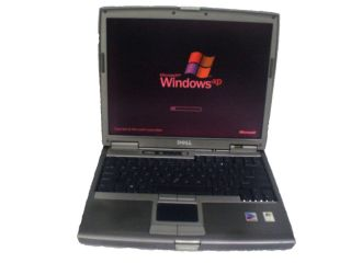 DELL LATITUDE D610 WIFI LAPTOP PM 1 86GHz 1GB 40GB COMBO XPP FREE