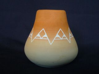 Sioux Pottery Rapid City South Dakota SPRCSD Native American Vase Pot