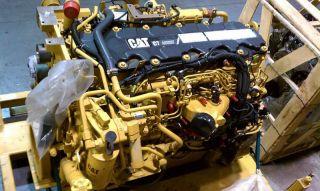 New C7 Caerpillar Diesel Complee Engine Ca Warrany