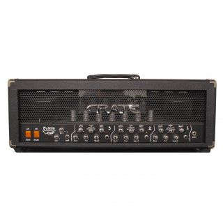 Pickup Only Crate BV150H All Tube Electric Guitar Amp 150 Watts RMS