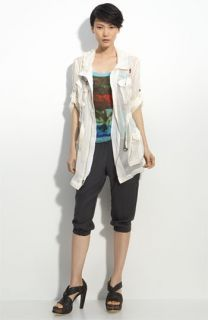 rag & bone Silk Top, Pants & Jacket
