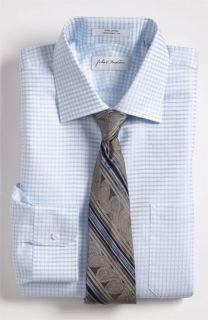 John W. ® Dress Shirt & Woven Tie