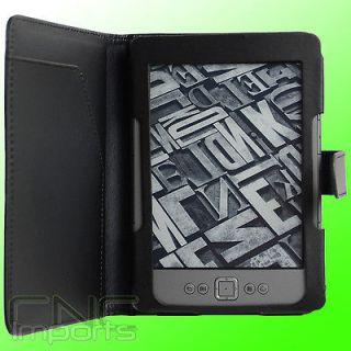Leather Folding Folio Case Cover for New  Kindle 4 V4 eReader