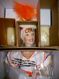 Hamilton Collection I Love Lucy Cuban Lucille Ball