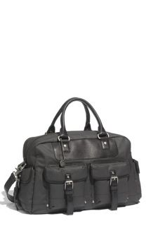 John Varvatos Star USA Coated Canvas Duffel Bag